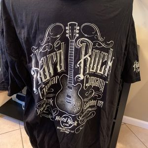 Hard Rock Guitar Company Niagara Falls T-shirt